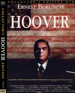 Hoover - DVD cover