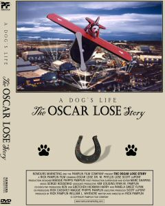 A Dogs Life - The Oscar Lose Story - DVD cover